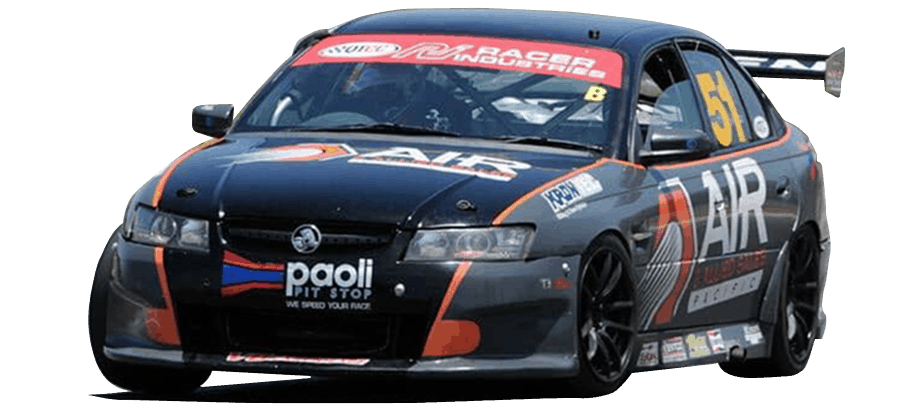 Prime Motorsport Arrive and Drive package VE Commodore