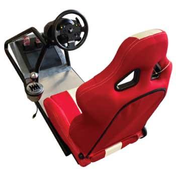 Racing Simulators custom designed